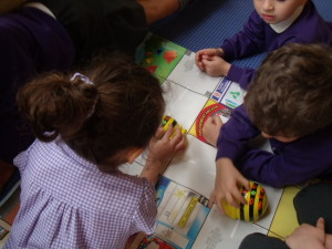 Programming with Beebots