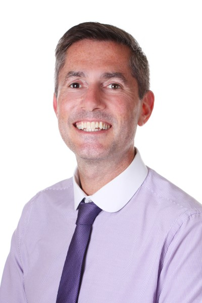 Paul Hooper : Head Teacher & Designated Safeguarding Lead