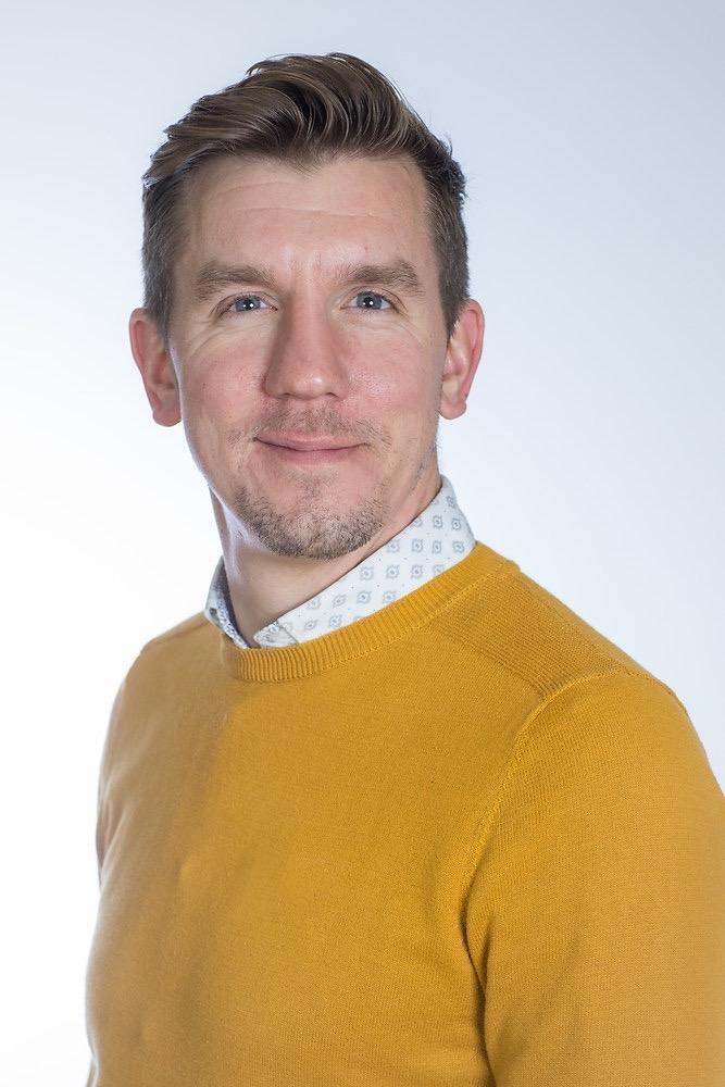 James Mole : Deputy Head Teacher