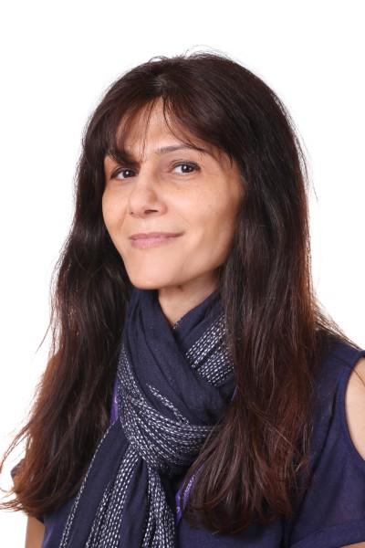 Afsaneh Farhangi : Midday Meal Supervisor
