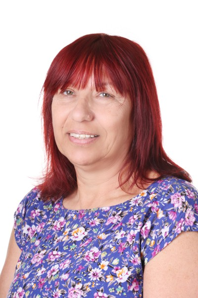 Patsie Garcia : Nursery Class Teacher