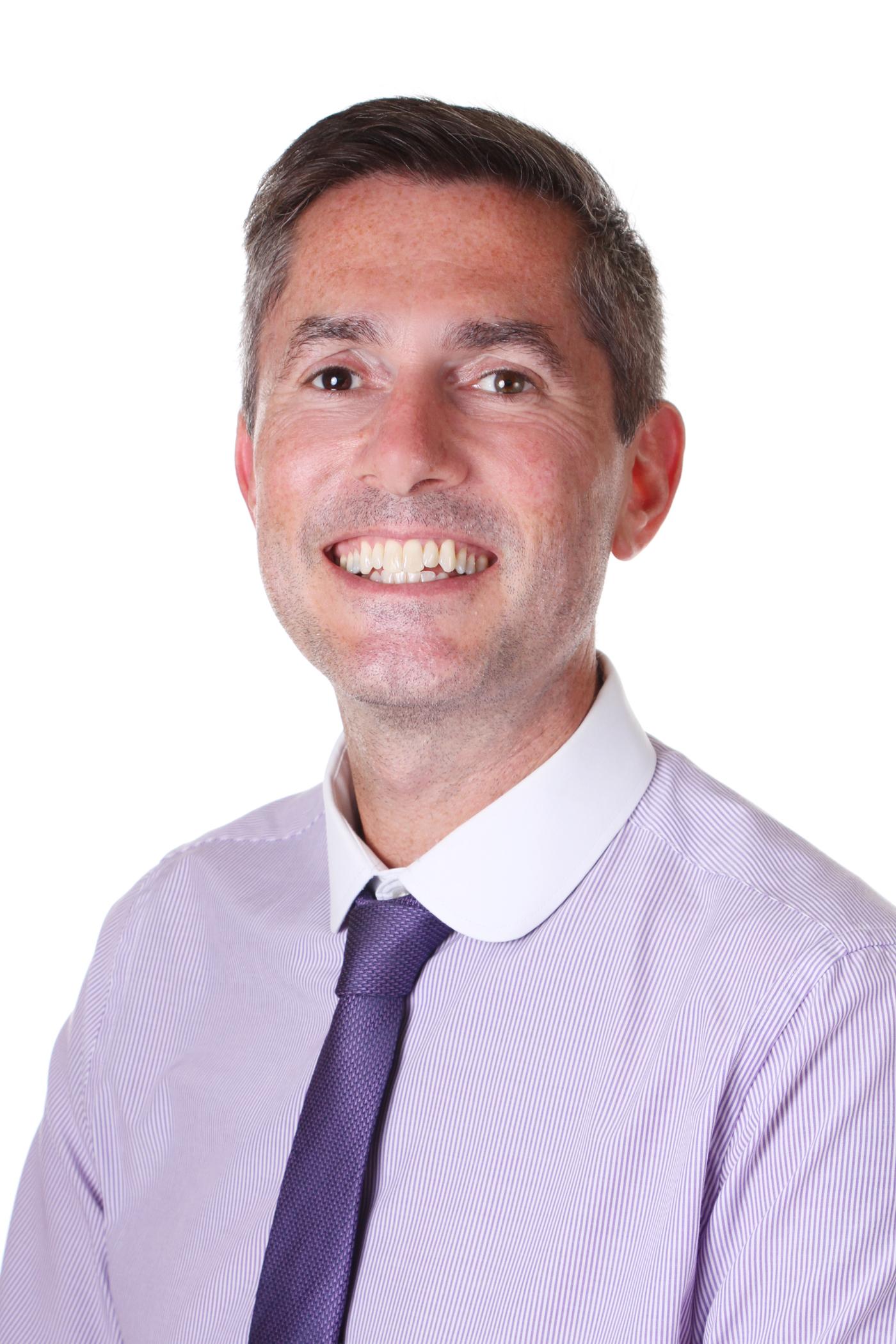 Paul Hooper : Head Teacher & Designated Safeguarding Lead