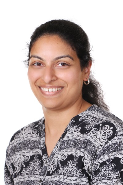 Sunita Vaghela : Teaching Assistant