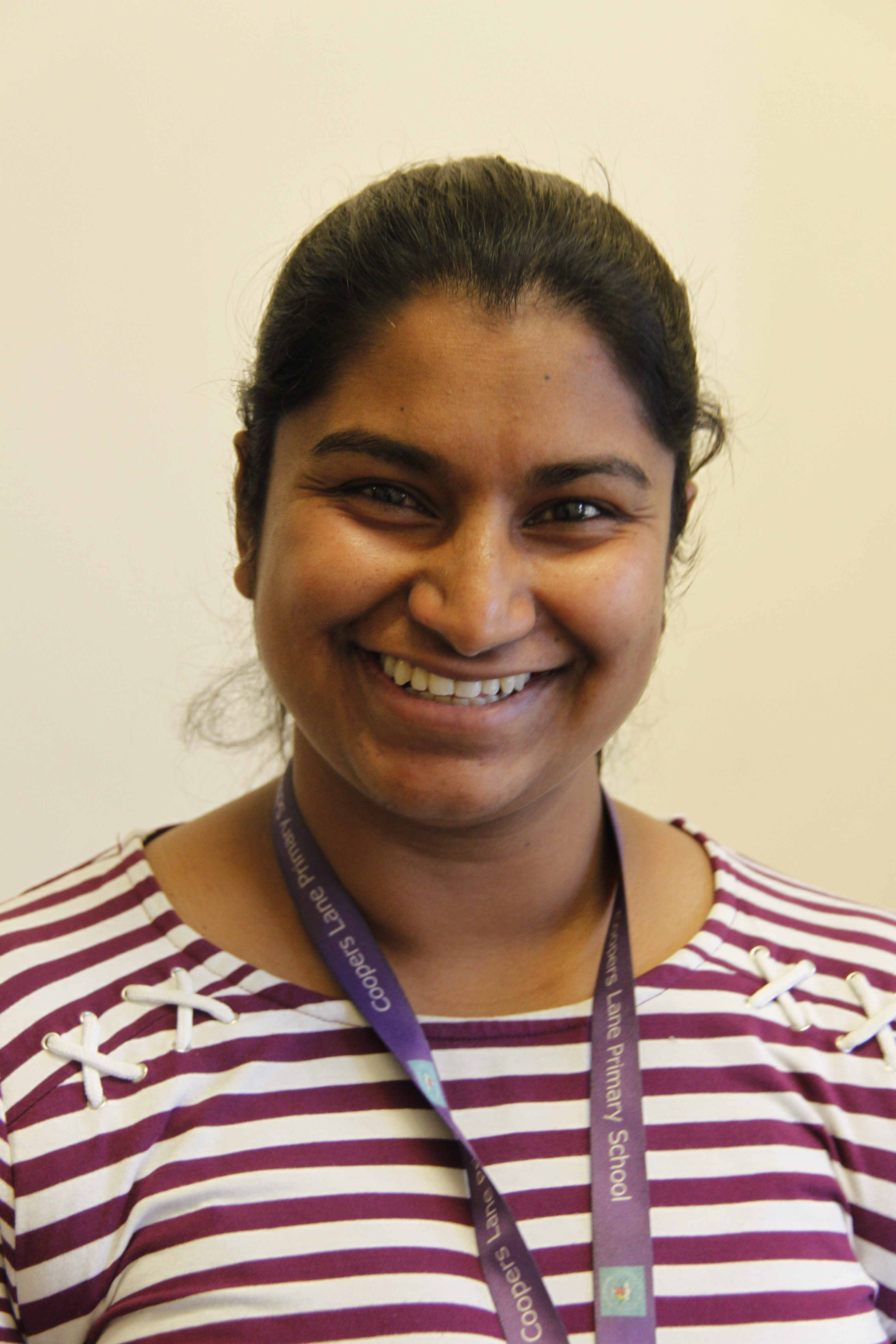 Muri Rajaratnam : Teaching Assistant (SEND)